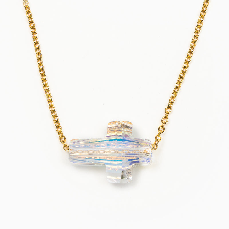 Heavenly Sky Necklace - Aurore Borealis