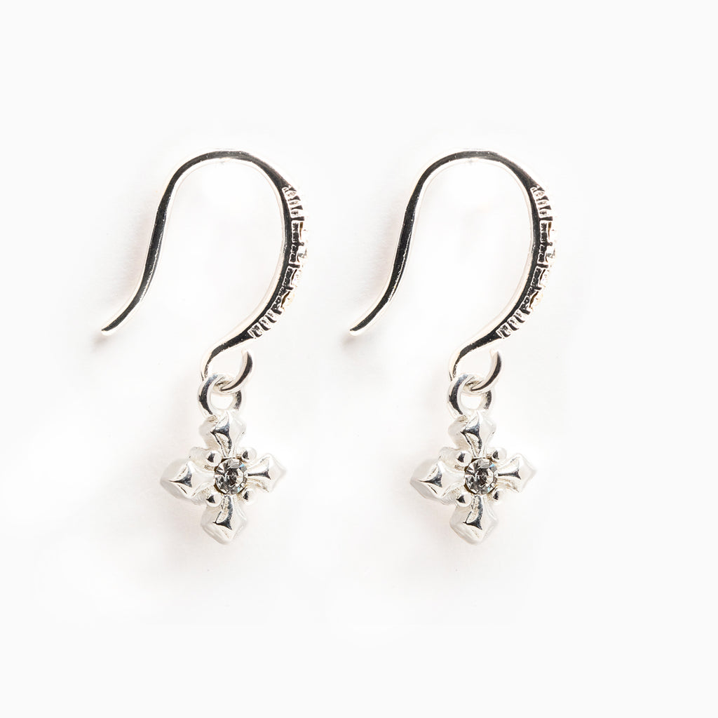 Brilliance Crystal Faith Earrings 