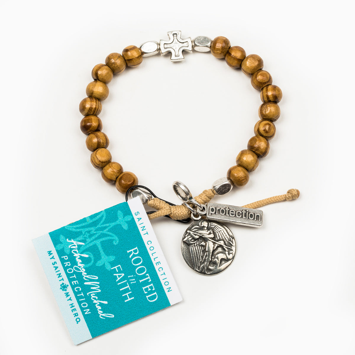 Rooted in Faith Bracelet - Saints