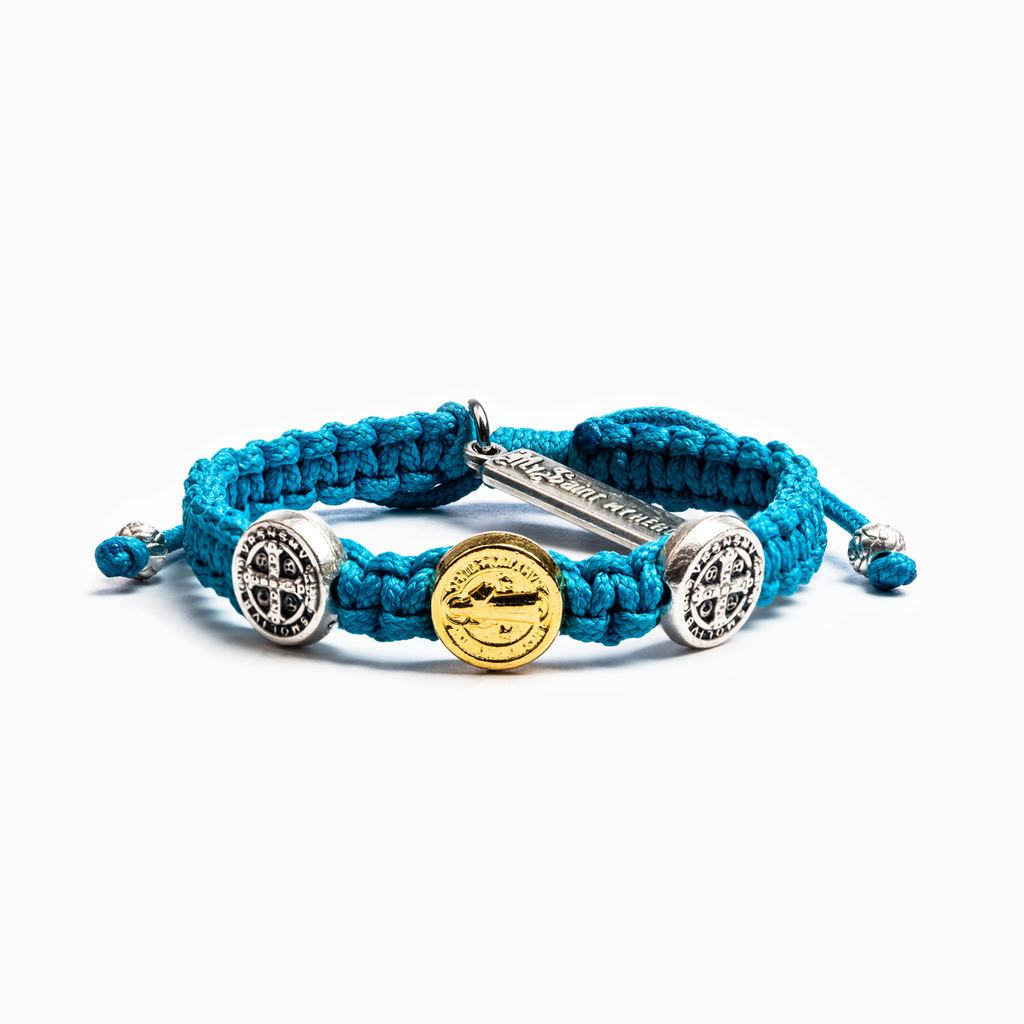 Blessing for Kids Wear this bracelet on your wrist to remind yourself that God has given you a mission to make the world a better place, you can choose to fulfill that mission by using your hands to do good.