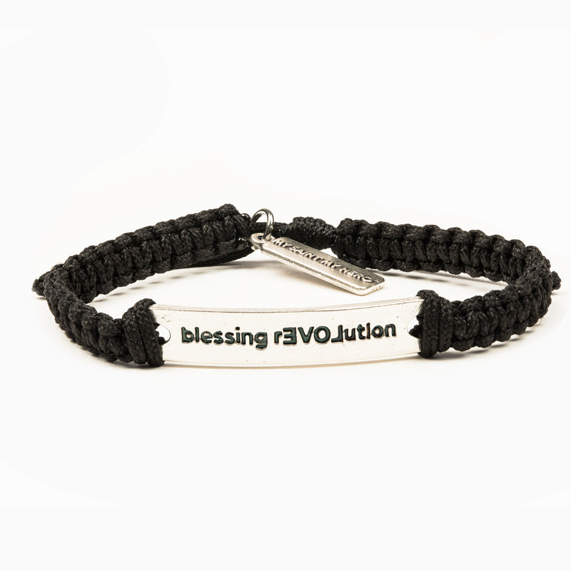 Blessing Revolution and St. Amos Bracelets on MSMH Champion Jon Martin
