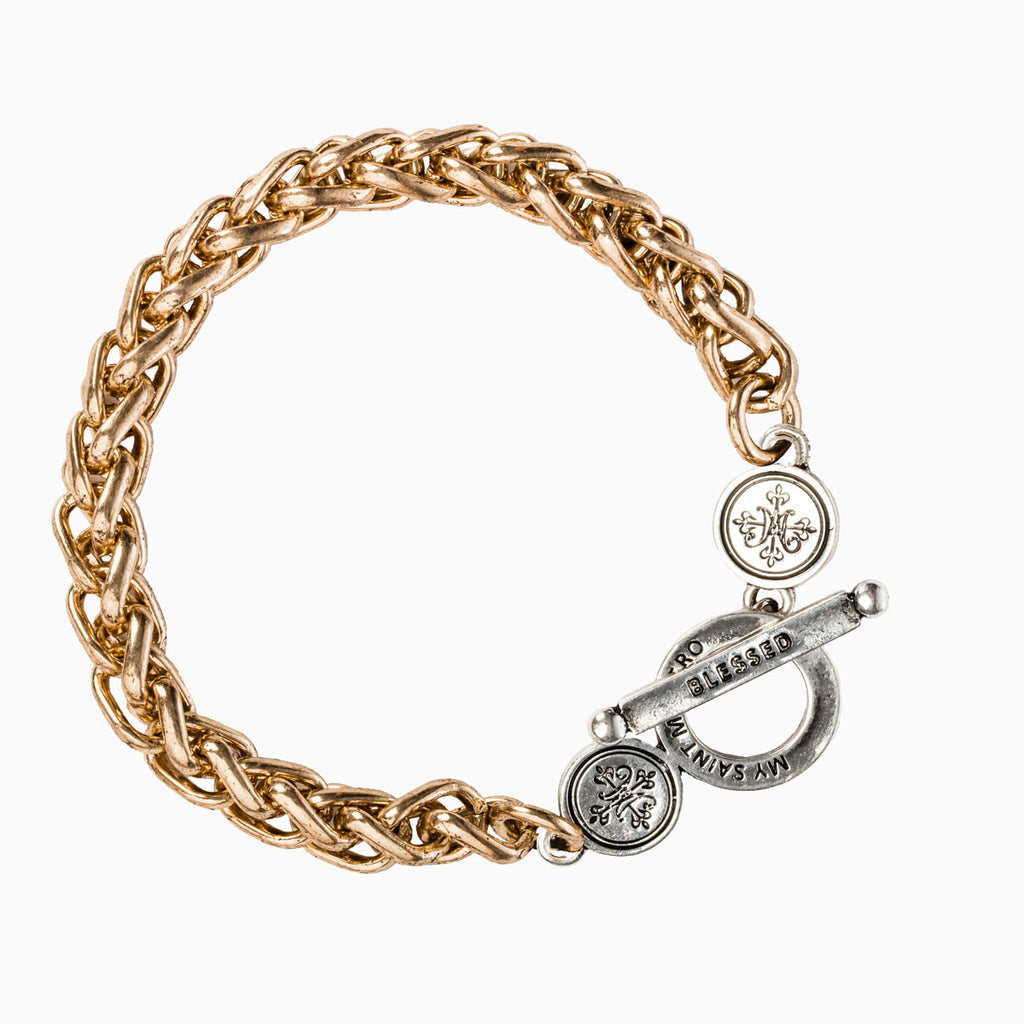 Blessed Links Bracelet