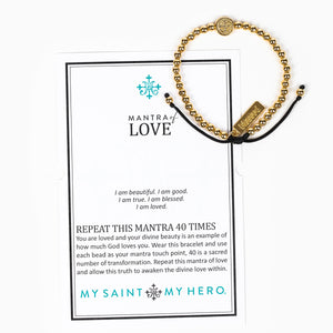 Mantra of Love Bracelet