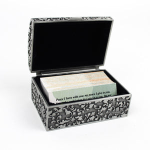 Daily Blessings Box - Bible Verses