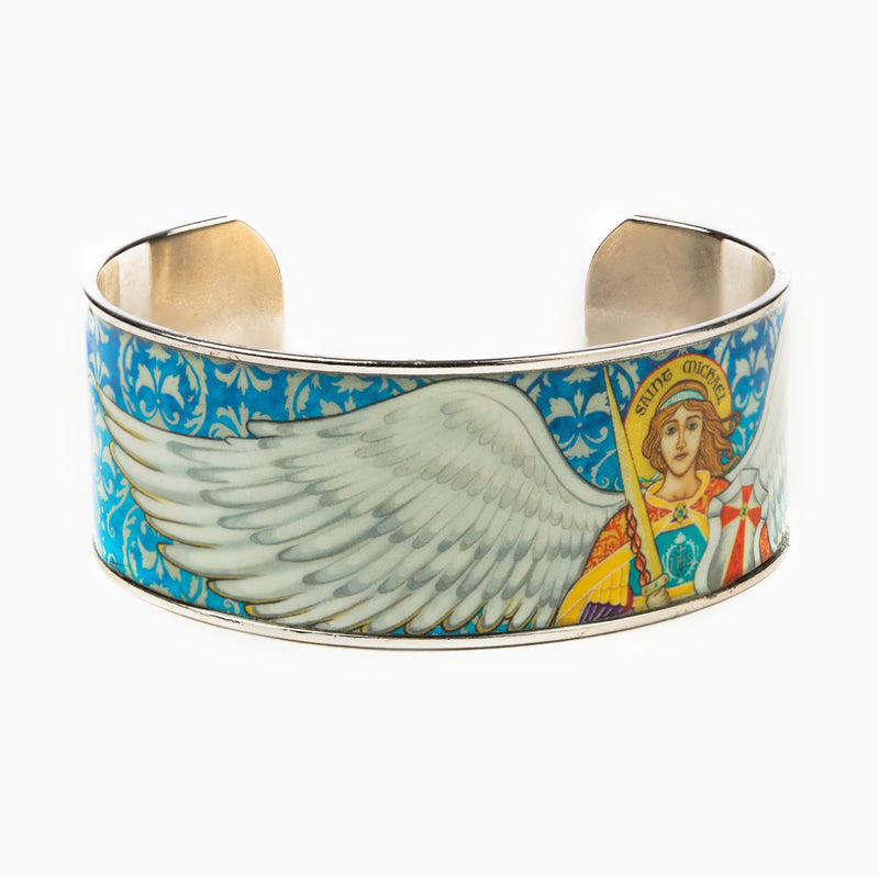 Archangel Michael Cuff Card