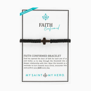 Faith Confirmed Bracelet