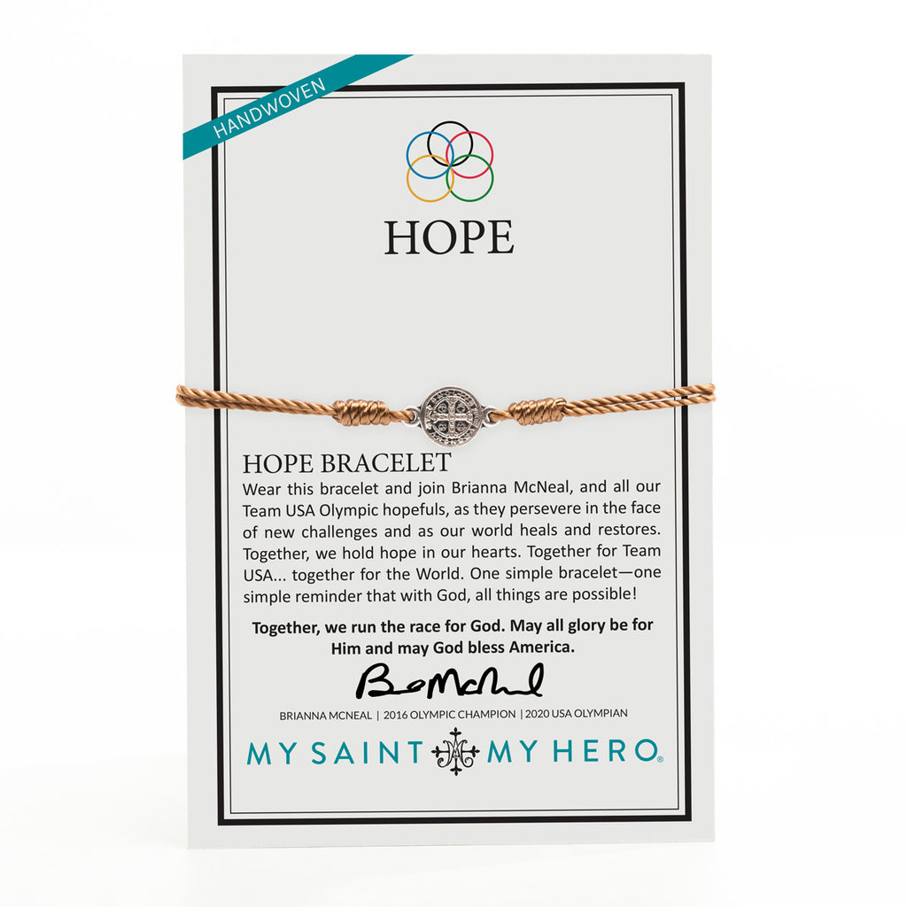 Hope Breathe Bracelet