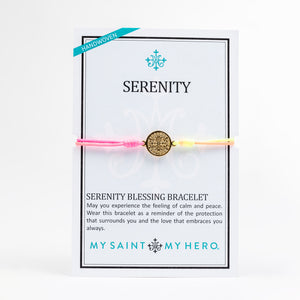 New Day Serenity Blessing Bracelet