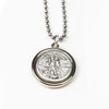Protection Armor of Faith Necklace - Bead Ball Chain
