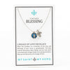 Vintage Blessing Lineage of Love Necklace