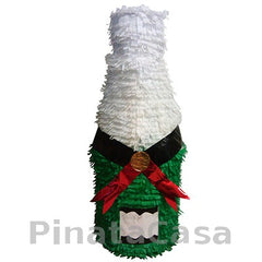 Champagne Bottle Pinata