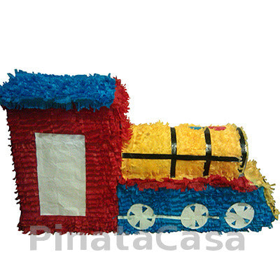 Train Pinata
