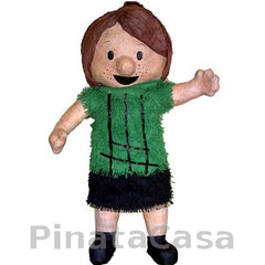 Peppermint Patty Pinata