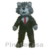Cat in Suit Pinata
