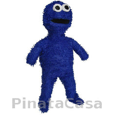 Sesame Street - Cookie Monster Pinata