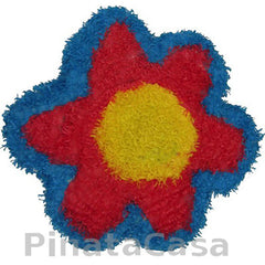 Colorful Flower Pinata