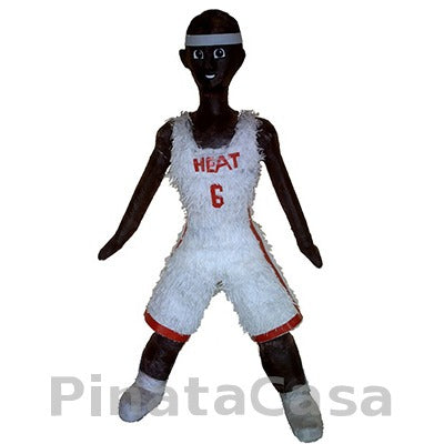 Lebron James Heat Pinata