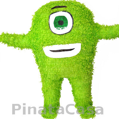 Monster's Inc - Mike Wazowski Pinata