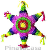 Traditional Star Pinata