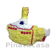 Yellow Submarine Pinata