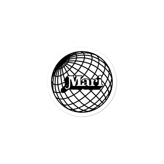 Mari World Sticker