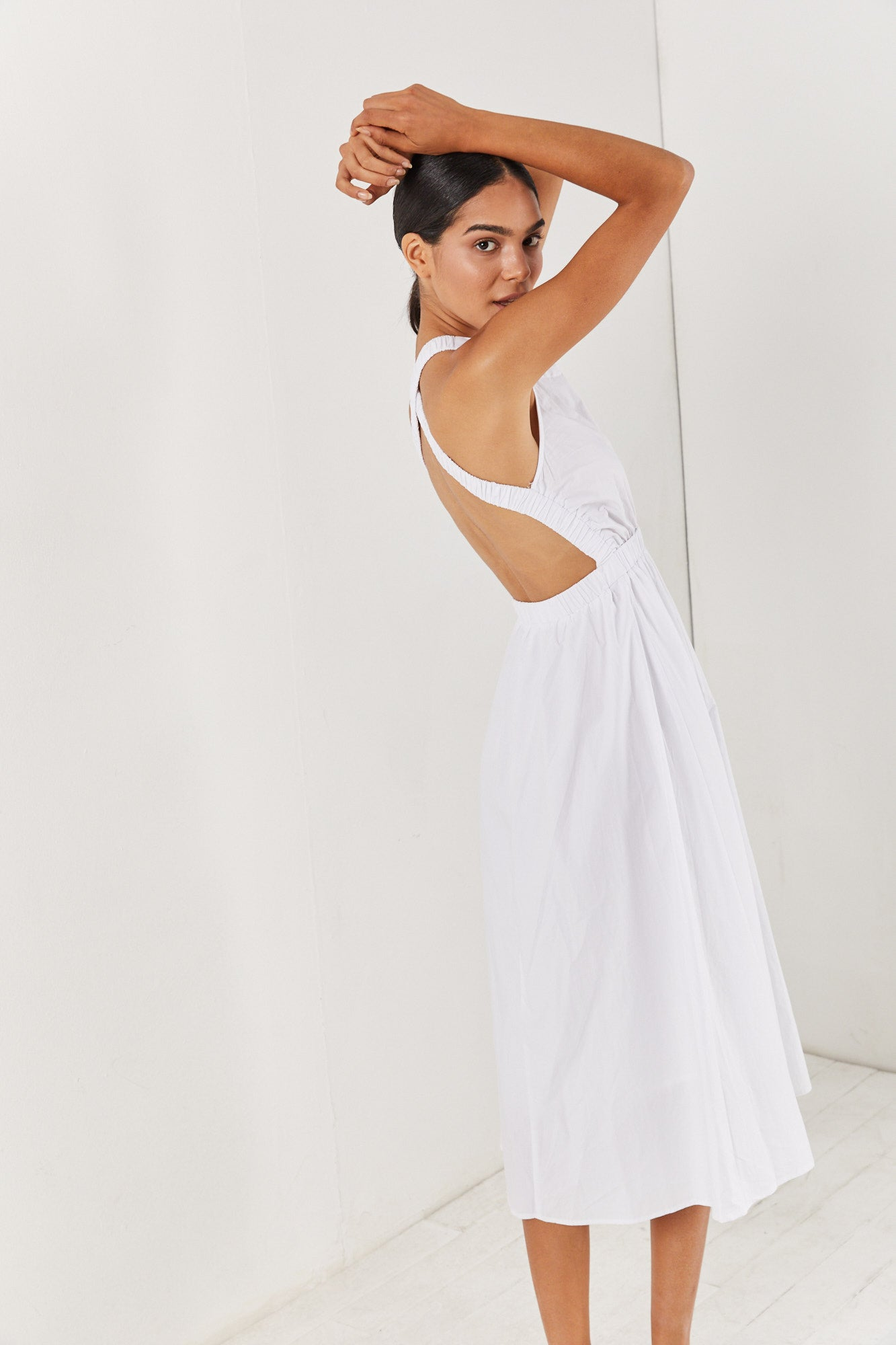 The Ultimate White Dress