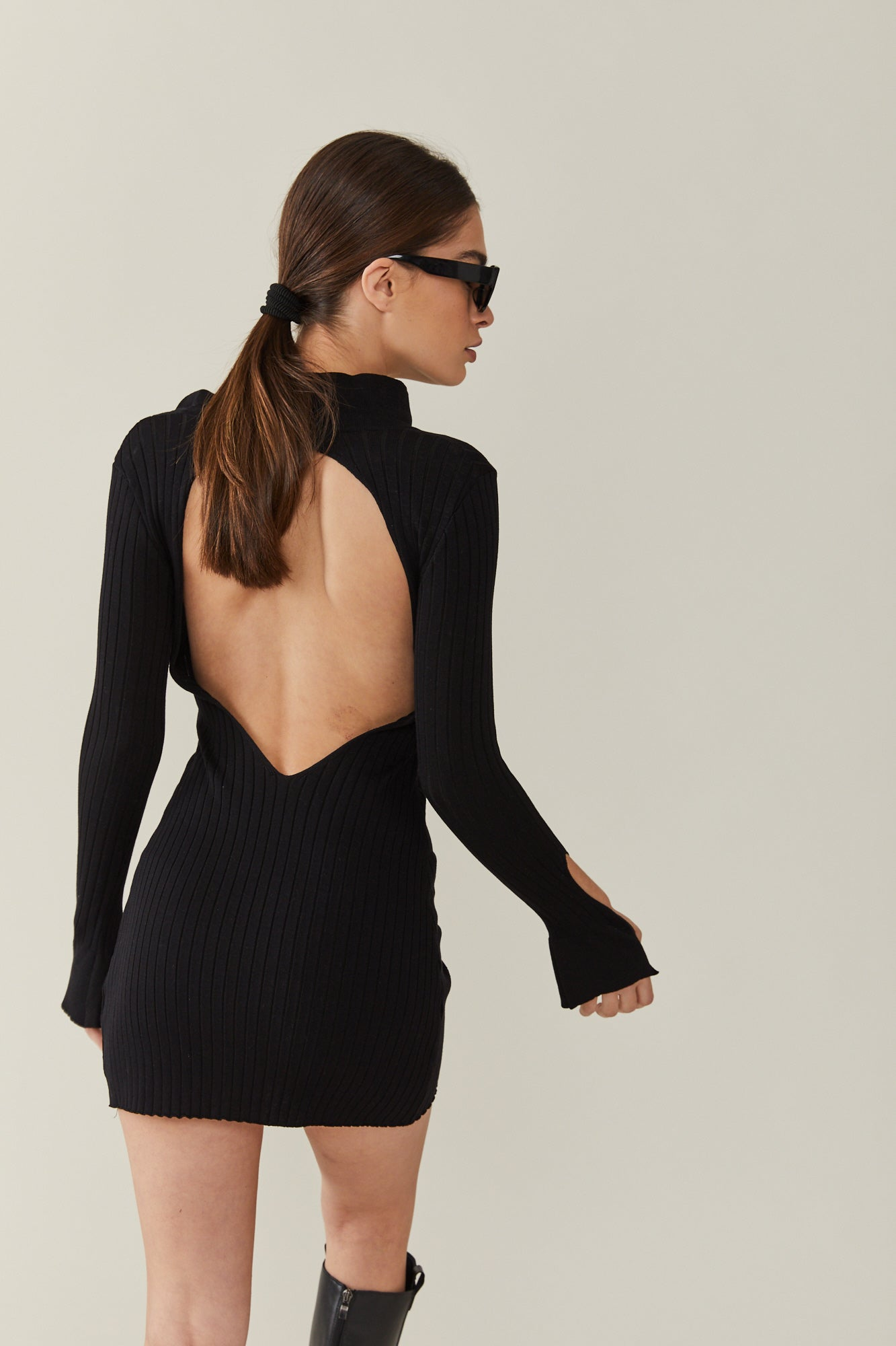 Dion Knitted dress