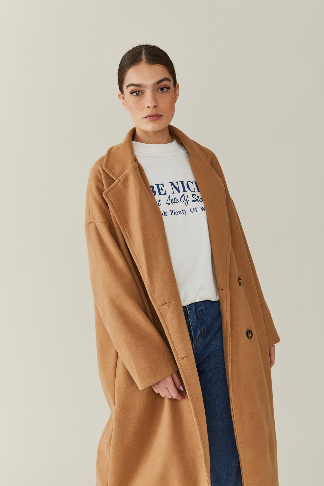 Tommy brown Coat