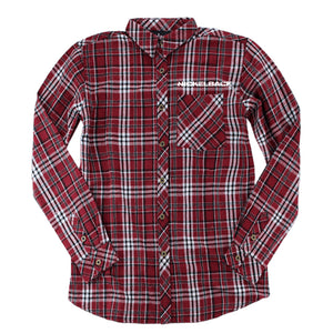 Nickelback Flannel Shirt