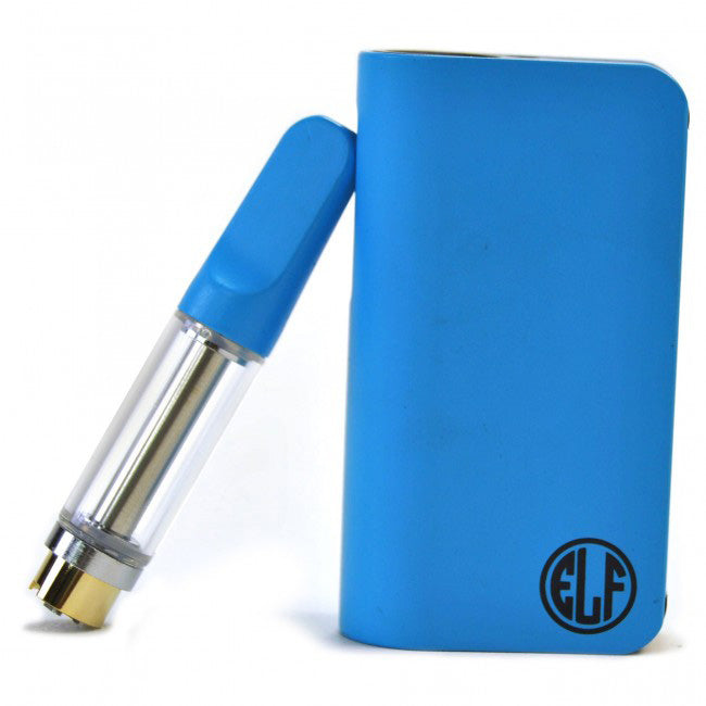 The Elf Conceal Oil Vaporizer - Blue