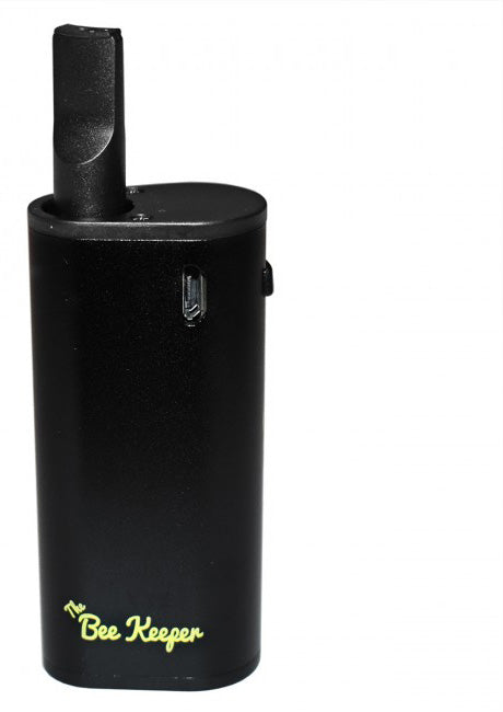 The BeeKeeper 2.0 Thick Oil Vaporizer - Black