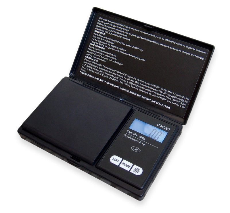 Infyniti Scales - G-Force Digital - 100g x 0.01g