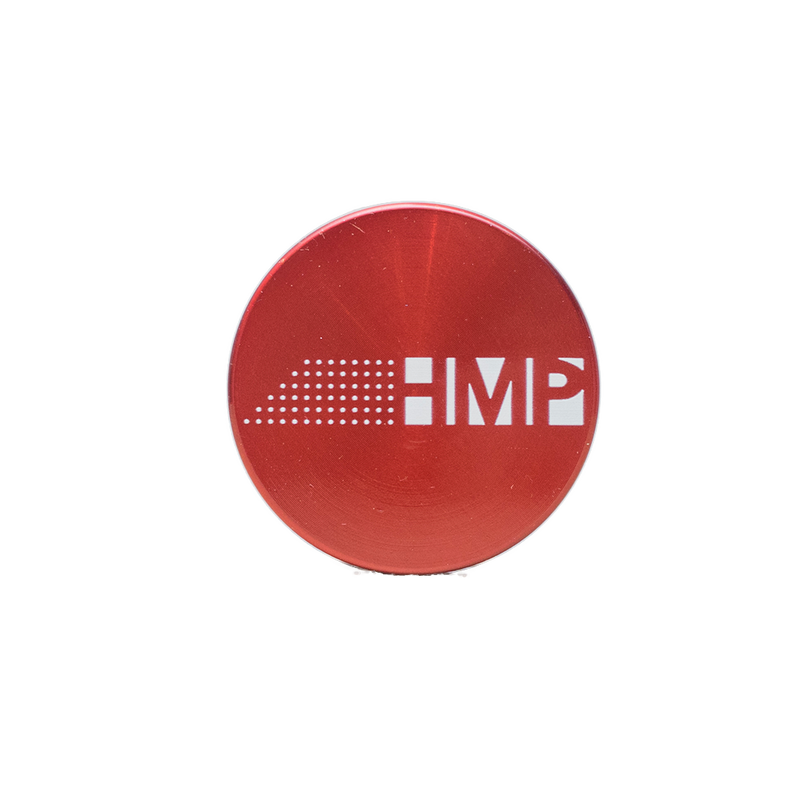 HMP Large Grinder - Red