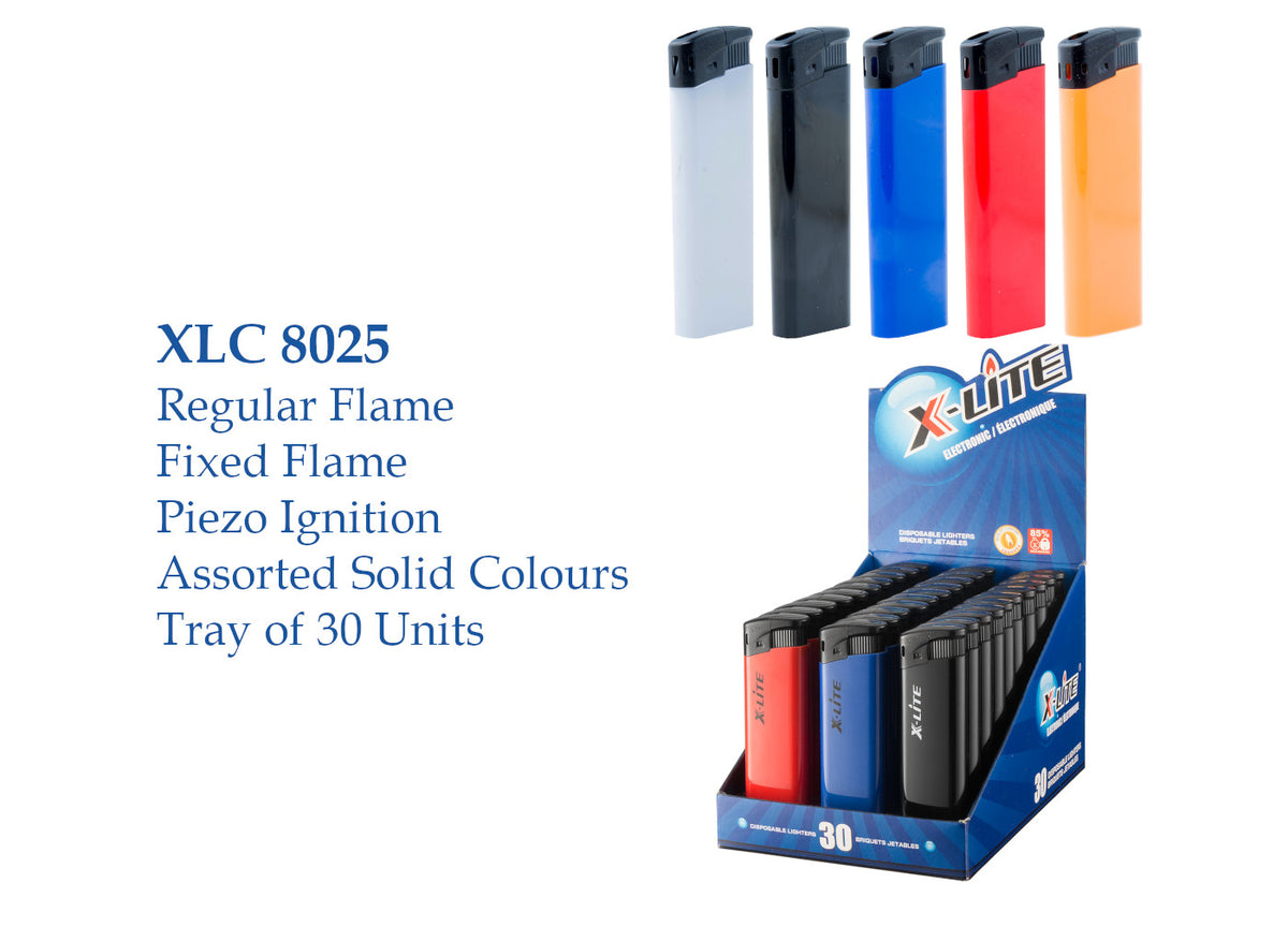 X-Lite Lighters - Display Case of 30