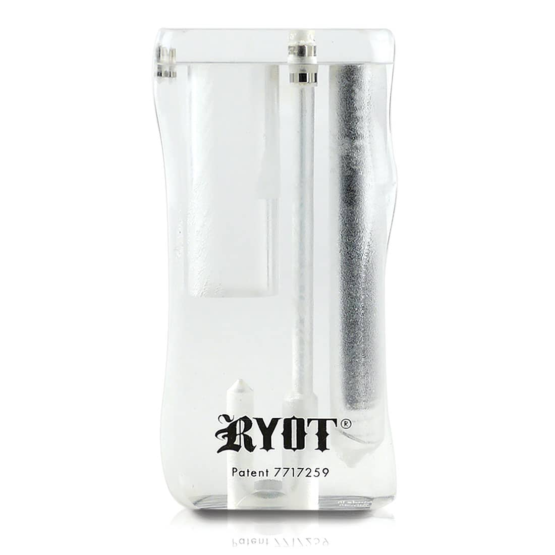 RYOT - Large Acrylic Dugout Assorted Magnetic Taster Box (6-Pack)