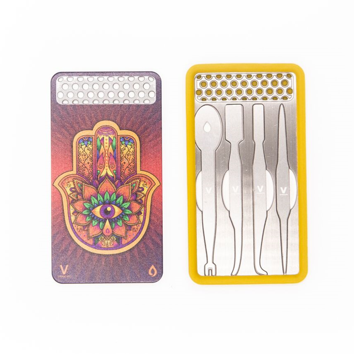 Regular Dabit Card - Hamsa