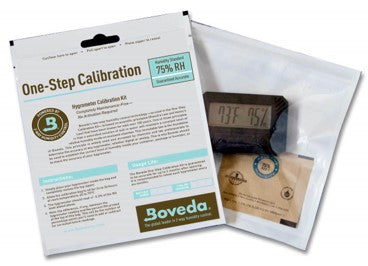 Boveda One-Step Calibration Kit 75%