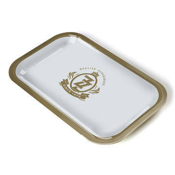 Zig-Zag Metal Rolling Tray - Medium - Since 1879 (Original)