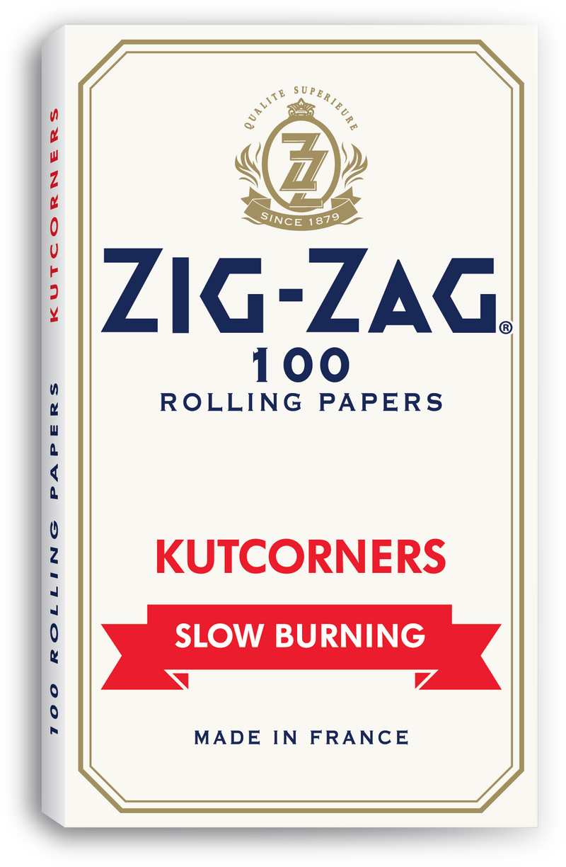 Zig Zag White Papers Kutcorners