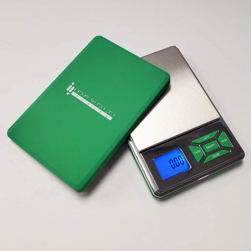 Infyniti Scales - Executive Digital - 50g x 0.01g (Green)