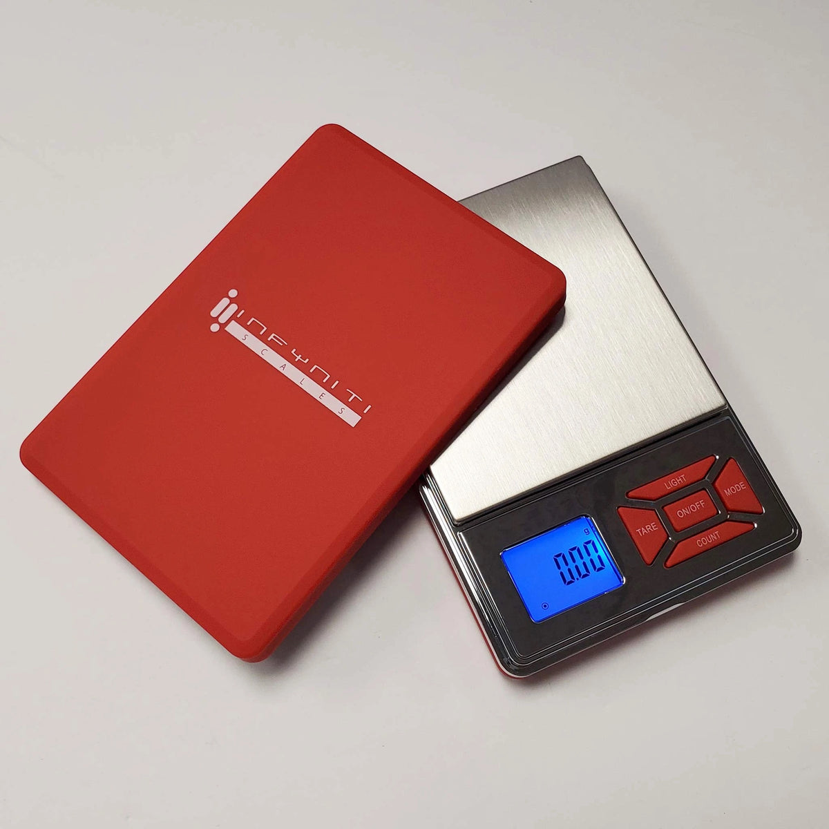 Infyniti Scales - Executive Digital - 50g x 0.01g (Red)