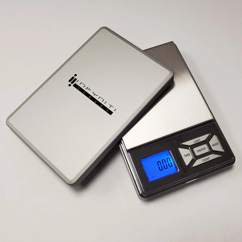 Infyniti Scales - Executive Digital - 50g x 0.01g (Silver)