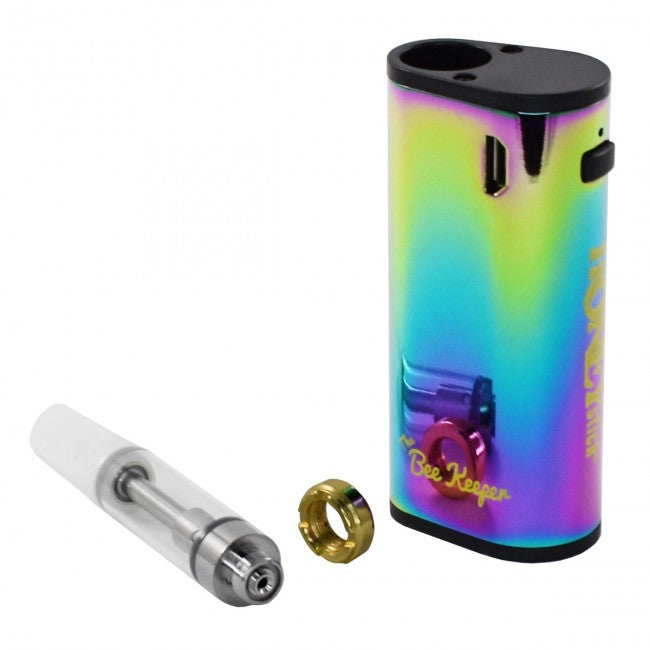 The BeeKeeper 2.0 Thick Oil Vaporizer - Multicolor