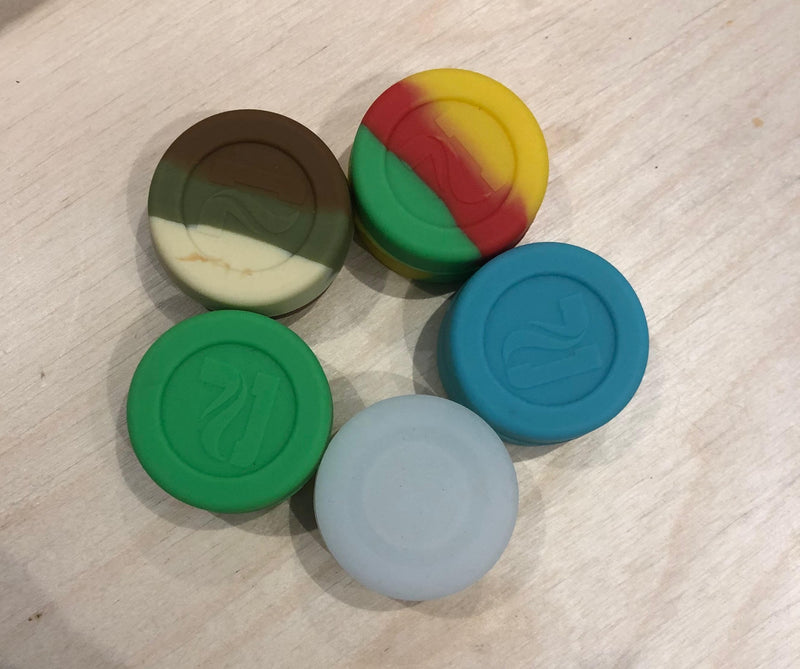 38mm Silicone Containers