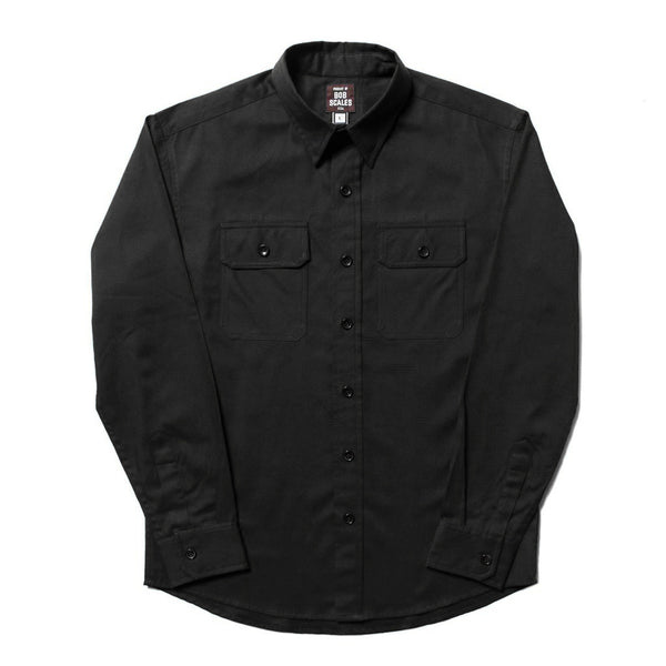 NEW! BLACK WORK SHIRT