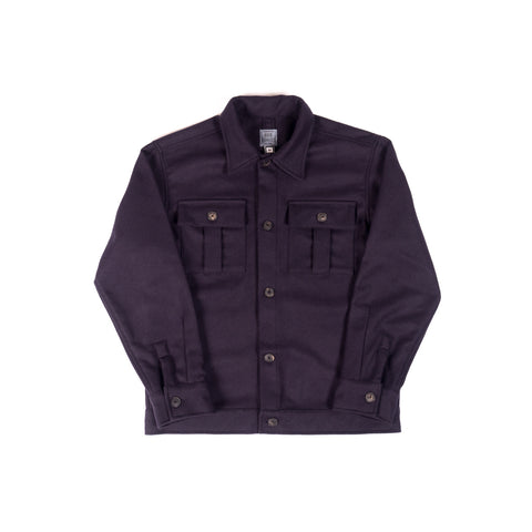 WOOL CPO JACKET