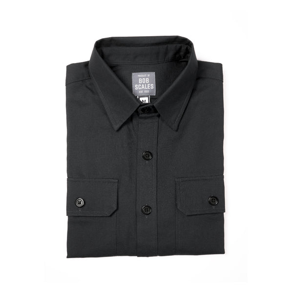 MUD GREY WORK SHIRT