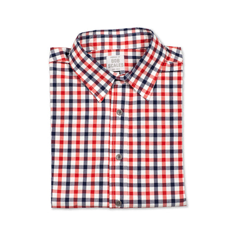 SALE! RED / WHITE /BLUE CK SHORT SLEEVE DAILY DRIVER