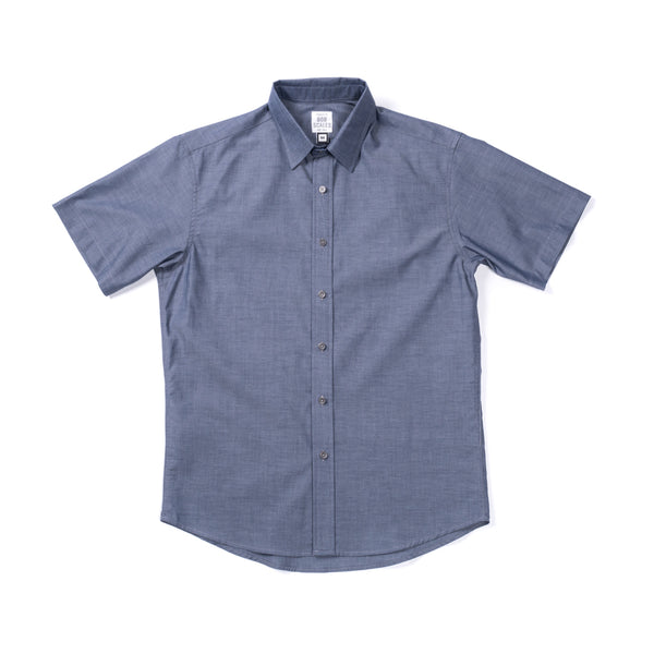 INK BLUE SHORT SLEEVE DAILY DRIVER