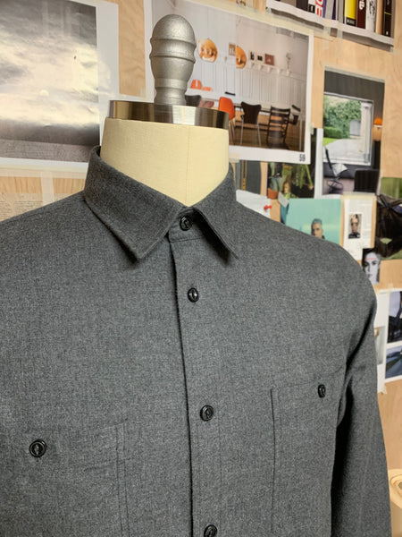 GREY FLANNEL SHOP SHIRT